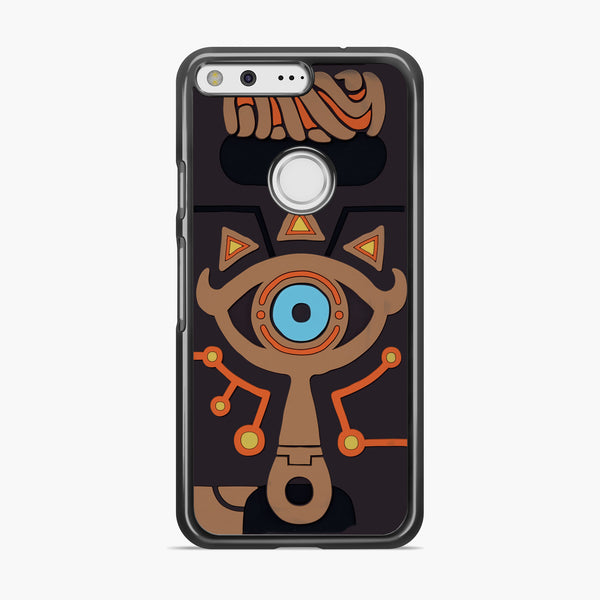 The Legend of Zelda Sheikah Slate google pixel xl pro case