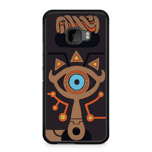 The Legend of Zelda Sheikah Slate htc 10 case