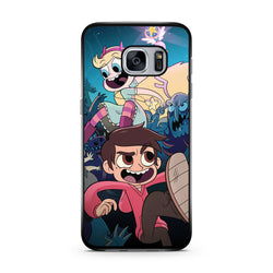 Star vs The Forces Of Evil samsung s7 s6 edge case