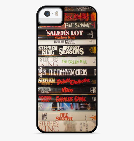 Stephen King Books iPhone 6S Case - Casesity