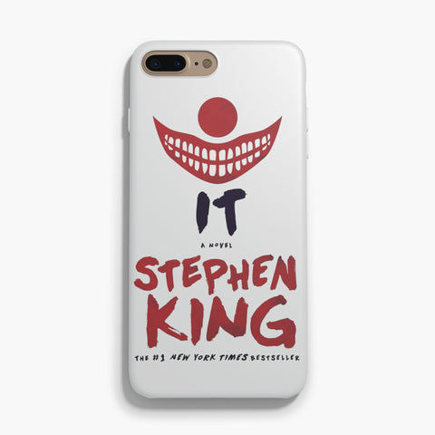 Stephen King IT iphone 7 plus case