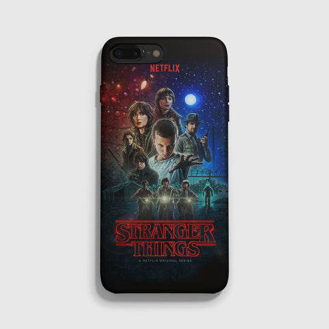 Stranger Things iPhone 7 Case - Casesity Phone Cases Shop