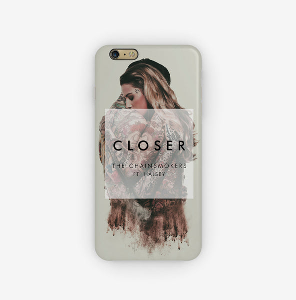 The Chainsmokers Closer iPhone 6S Case
