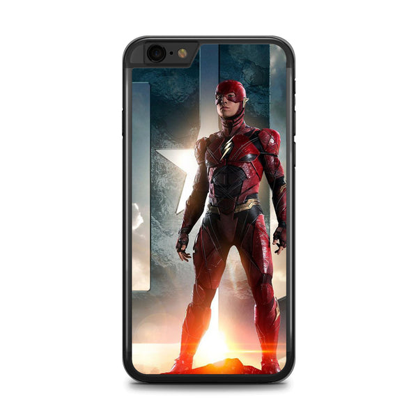 The Flash Justice League iphone case