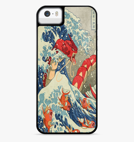 The Great Wave Off Kanto Pokemon iPhone 6S Case - Casesity