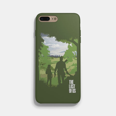 The Last of Us iPhone 7 / 7 Plus Case
