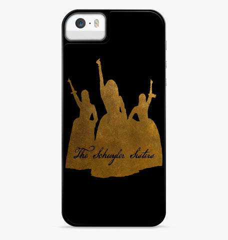 The Schuyler Sisters Hamilton iPhone 6S Case - Casesity Phone Cases Shop
