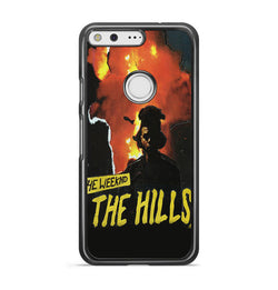 The Weeknd The Hills Google Pixel Case