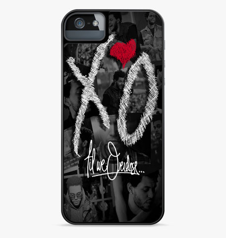 The Weeknd XO iPhone Case