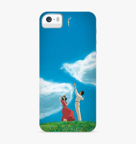 The Wind Rises iPhone Case