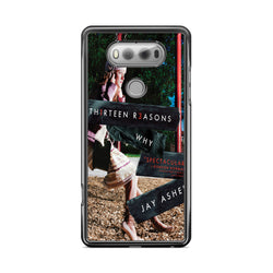 Thirteen Reasons Why lg g5 v20 case