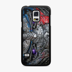 Transformers The Last Knight Optimus Prime Samsung Galaxy Case