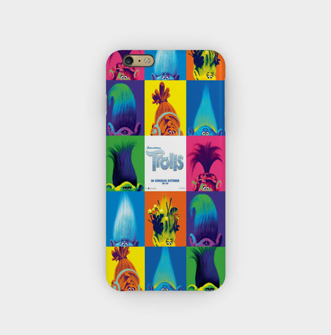 Trolls iPhone Case