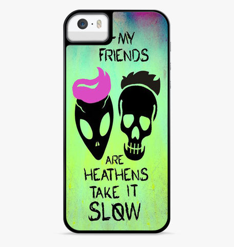 Twenty One Pilots Heathens Lyrics iPhone 6S Case