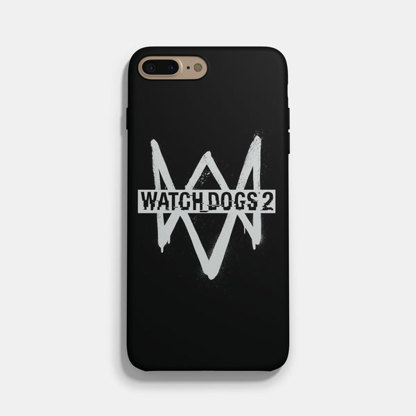 Watch Dogs 2 iPhone 7 / 7 Plus Case