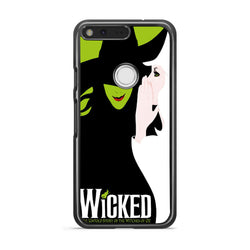 Wicked Broadway Musical google pixel case