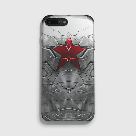 Winter Soldier Star Arm iPhone 7 Case