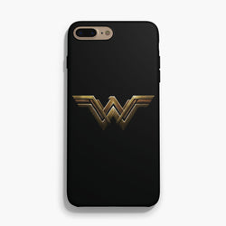 Wonder Woman Symbol iphone case