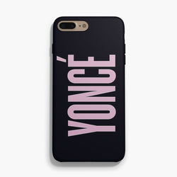 Yonce iphone 7 plus case