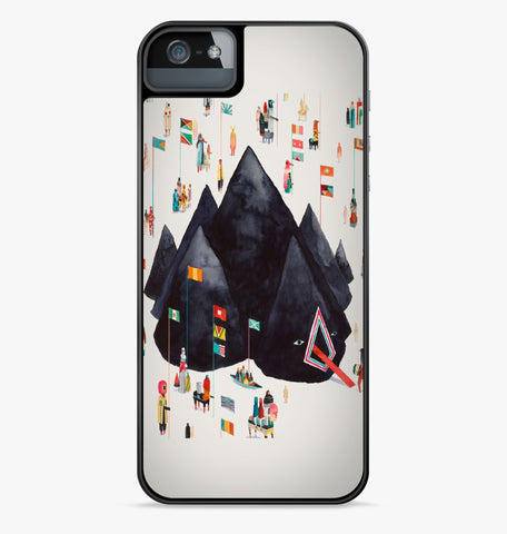 Young the Giant iPhone Case