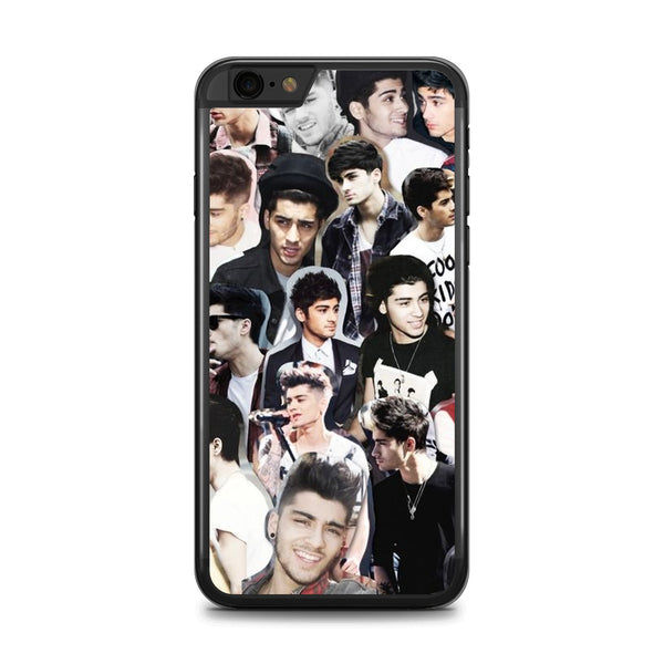 Zayn Malik Collage iPhone Case