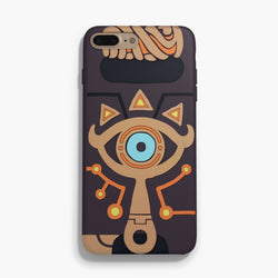 Sheikah Slate iphone 6 6s 7 plus case