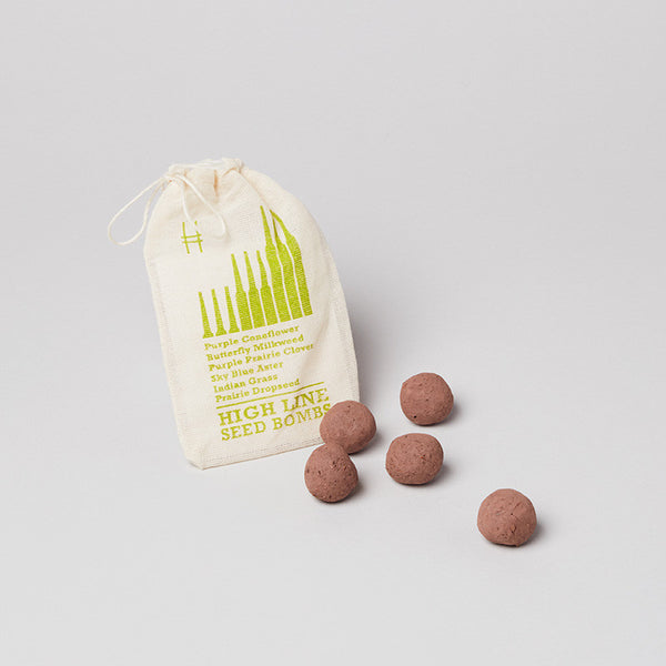High Line Seed Bombs