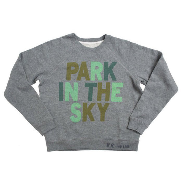 J. Crew Women's Park in the Sky Sweatshirt