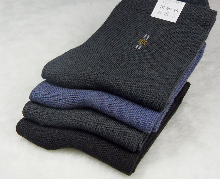 10 Pairs Mens Casual Cotton Socks