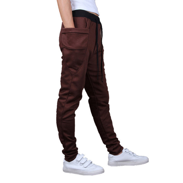 Mens Joggers Cargo Sweatpants