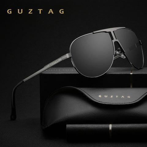 GUZTAG Fashion Classic Polarized Men's Designer Sunglasses
