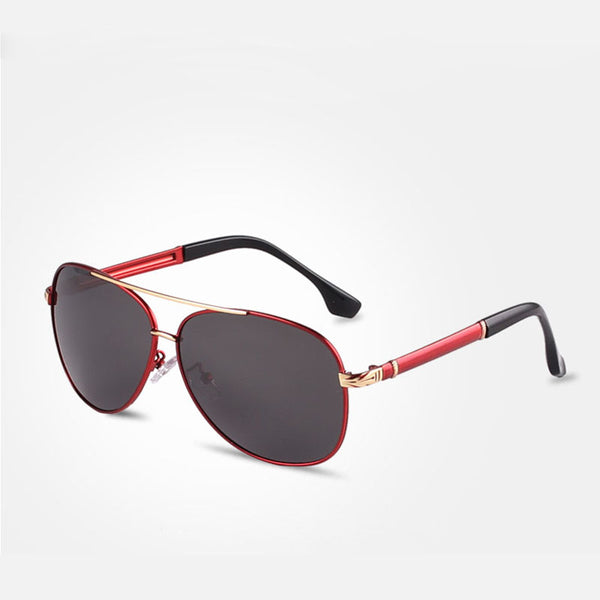 KINGSEVEN Aluminum Magnesium Men's Sunglasses Polarized Coating - imenapparel.com