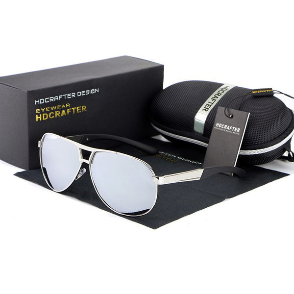 HDCRAFTER  Fashion Aviator Sunglasses - imenapparel.com