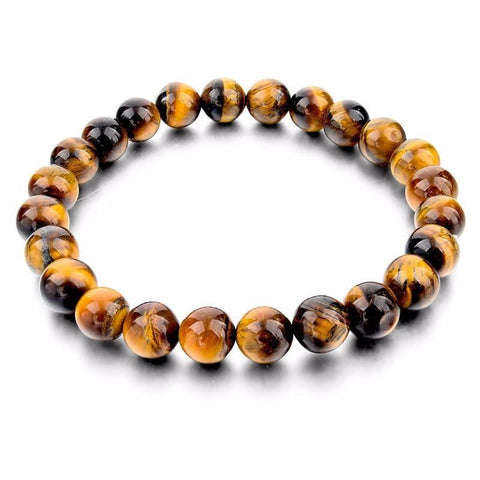 Tiger Eye Love Buddha Bracelets & Bangles
