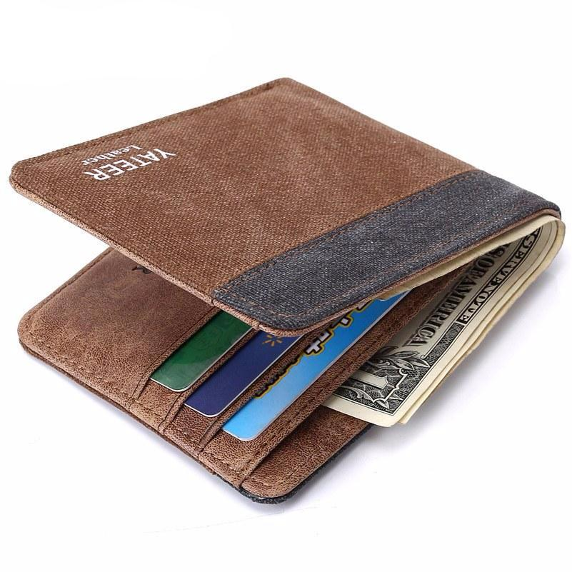 Bogesi Men's Wallet Monederos