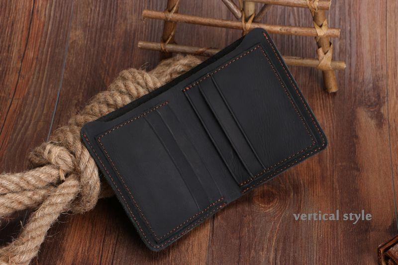 Vintage Leather Men's Wallet