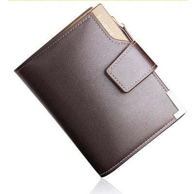 Men's Baellerry Short Wallet, Black or Brown