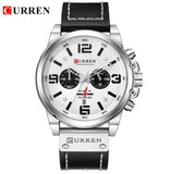 CURREN Quartz  Military Date Sport Watch - imenapparel.com