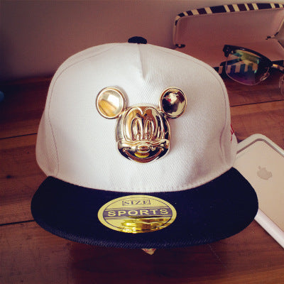 Summer Cartoon Mouse Baseball Cap