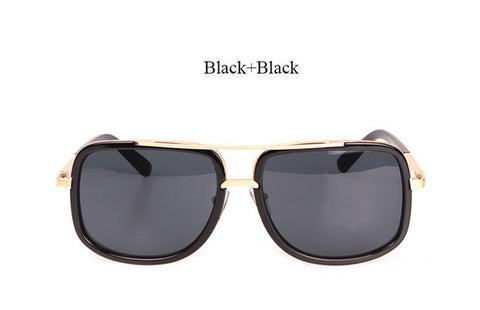 2 Tone Luxury Sunglasses