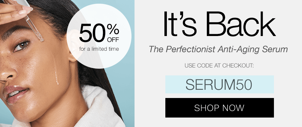 Kashmere 50% Off The Perfectionist