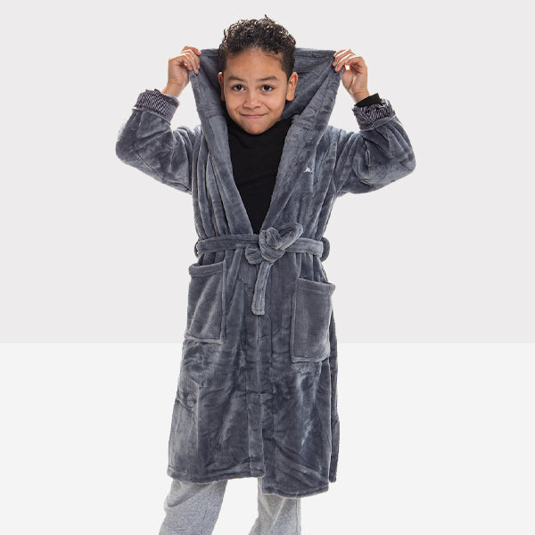 65% OFF Boy's Luxury Spa Robe