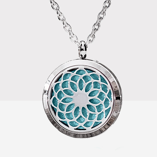 LUXE Diffuser Necklace (Flower)