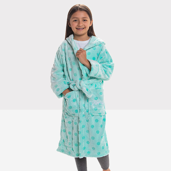 Girl's Luxury Spa Robe