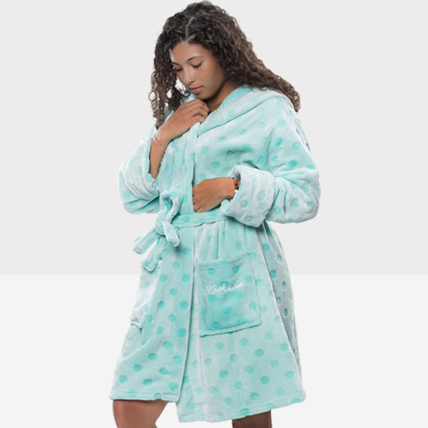 Women's Luxury Spa Robe