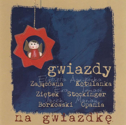 Gwiazdy na Gwiazdke - Polish Christmas Carols CD