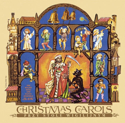 Slask Ensemble - Przy stole wigilijnym, Christmas Carols CD