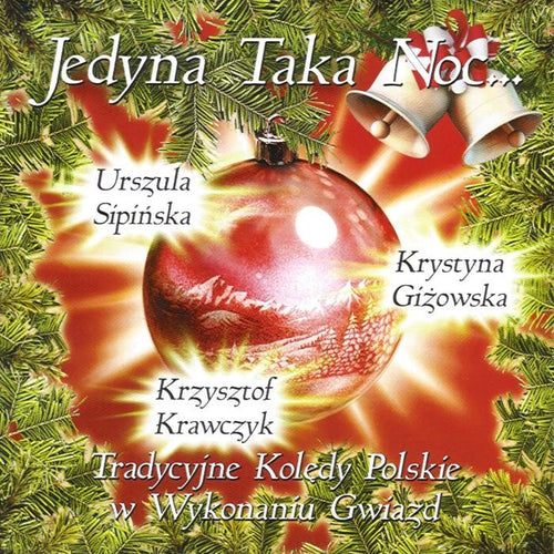 Jedyna Taka Noc - The Only Night Like That Carols CD