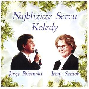 Jerzy Polomski & Irena Santor - Carols Close to the Heart CD