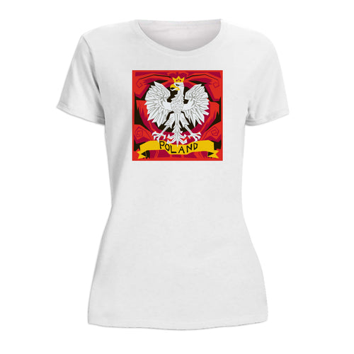 Eagle Design Women's Short Sleeve Tshirt